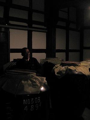 臼杵探訪(その2):思いがけず・・・小手川酒造の蔵見学_c0001578_13482390.jpg