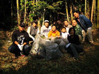 Log Jizo Festival【秋】焼き芋_c0038619_0111383.jpg