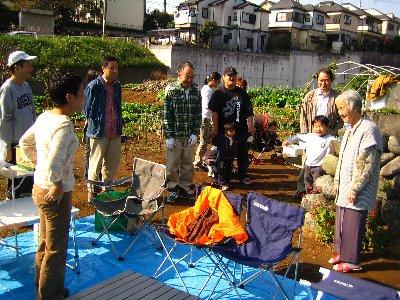 Log Jizo Festival【秋】焼き芋_c0038619_0201491.jpg