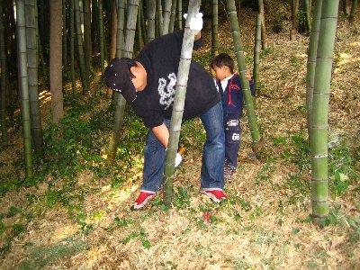 Log Jizo Festival【秋】焼き芋_c0038619_02126.jpg