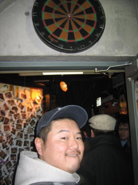 『上野規行 万博スタッフパーティーに行く』①_c0064514_1832136.jpg