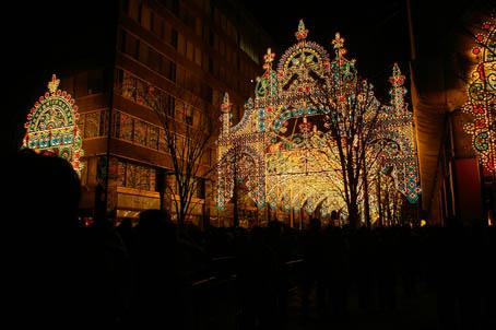 師走の夜の光の祭典「東京ミレナリオ」、今回で見納め!_c0014967_838063.jpg