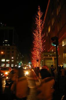 師走の夜の光の祭典「東京ミレナリオ」、今回で見納め!_c0014967_8432968.jpg
