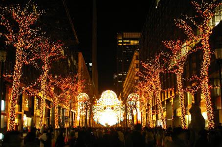 師走の夜の光の祭典「東京ミレナリオ」、今回で見納め!_c0014967_8451747.jpg