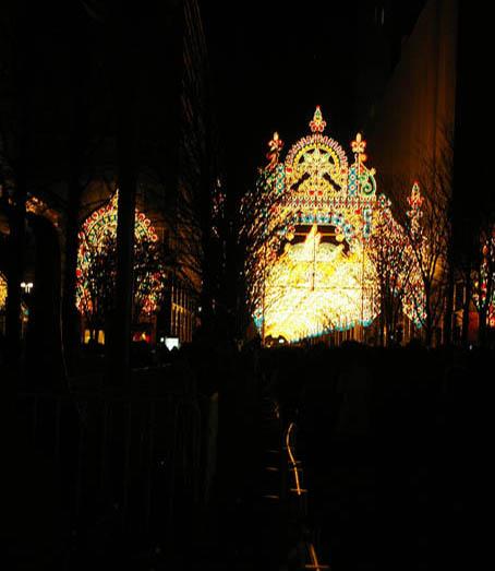 師走の夜の光の祭典「東京ミレナリオ」、今回で見納め!_c0014967_845426.jpg