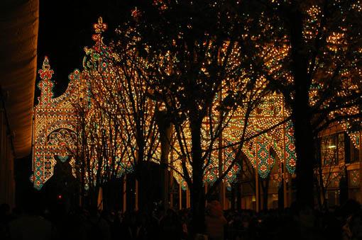 師走の夜の光の祭典「東京ミレナリオ」、今回で見納め!_c0014967_8483016.jpg