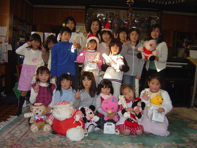 クリスマス会(子供)~~~いろいろ_e0040673_1544999.jpg