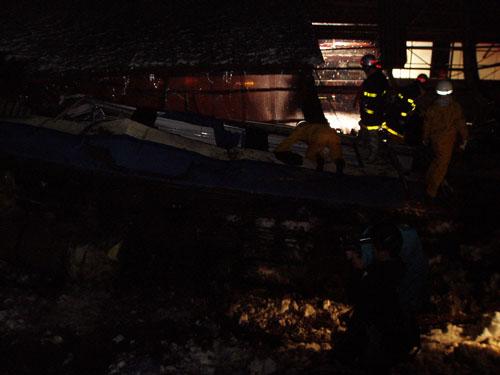 クリスマスの大惨事 列車事故現場より_a0036384_355336.jpg