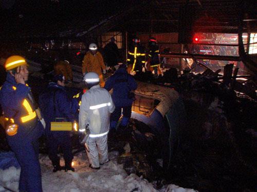 クリスマスの大惨事 列車事故現場より_a0036384_3555074.jpg