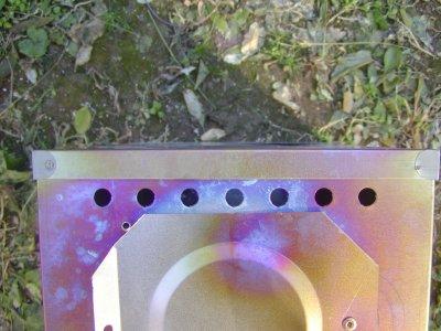 Titanium Goat / Vortex Titanium Stove その2_e0024555_1461082.jpg