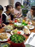 「栄養士のための料理教室」2005年最後のセミナー開催。_d0046025_20475395.jpg