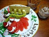 「栄養士のための料理教室」2005年最後のセミナー開催。_d0046025_23195624.jpg