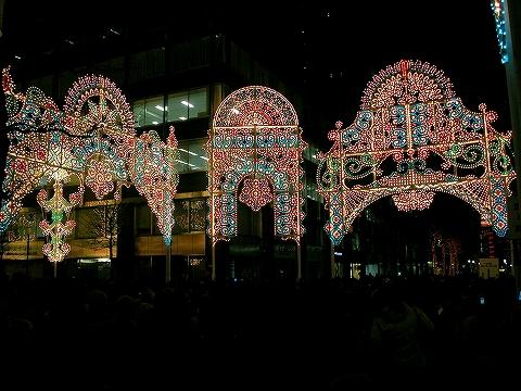 東京ミレナリオ2 イルミ6_c0027027_20315246.jpg