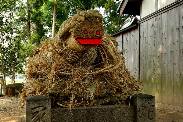 <第7話 野口神社の汁かけ祭り> 役行者物語_a0045381_18555611.jpg