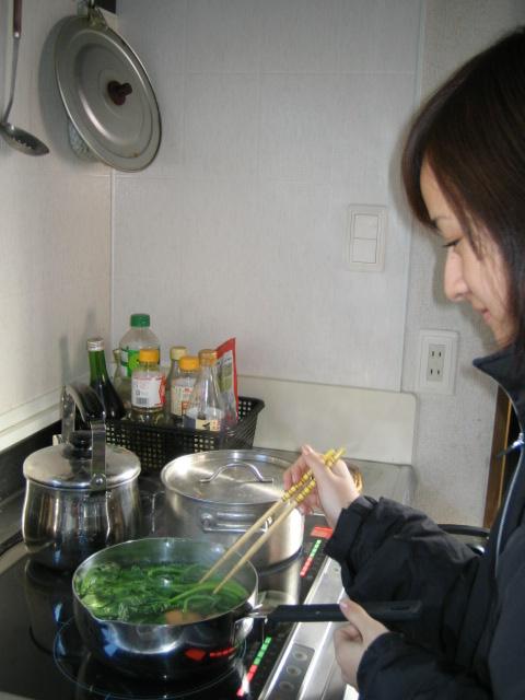 さちの手料理 1_c0064514_2215038.jpg