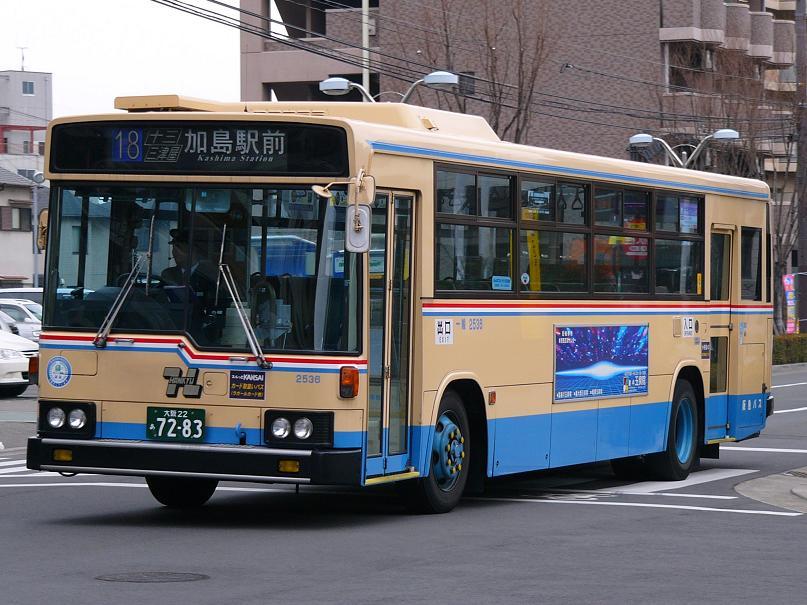 阪急バス 2536