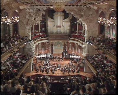 カタルーニャ音楽堂のコンサート_e0022175_15334975.jpg