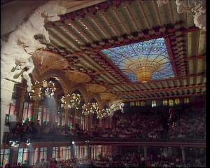 カタルーニャ音楽堂のコンサート_e0022175_15545725.jpg