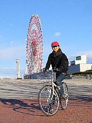 お正月は自転車で出かけよう。_d0046025_23592649.jpg