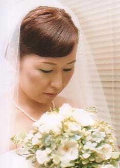 新郎新婦様のお写真 リボン_a0042928_16391693.jpg