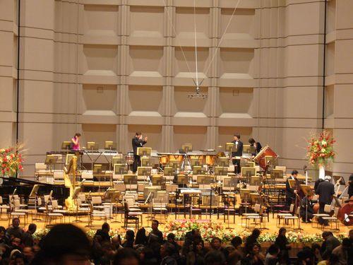 Bunkamuraオーチャードホール  New Year Concert_a0053662_2334331.jpg