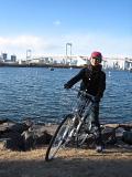 お正月は自転車で出かけよう。_d0046025_16275957.jpg