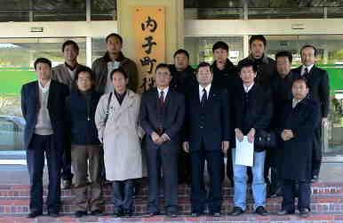 雲南省麗江市古城区農業代表団一行12人考察訪問日本_d0027795_13455085.jpg