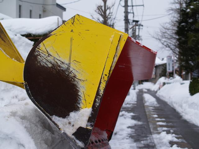 故郷雪国の景色6 雪との闘い_a0042976_7183177.jpg