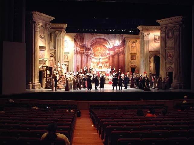 北九州シティ・オペラ公演「トスカ」G・P 2003年2月12日 九州厚生年金会館_f0040233_175222.jpg