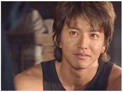 ドラマ*空から降る一億の星の木村拓哉  韓国人Jung,Aのブログww