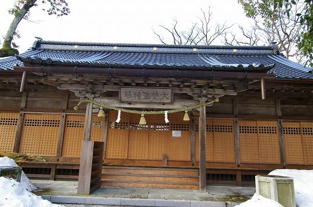左義長~大野湊神社_d0043136_17292062.jpg