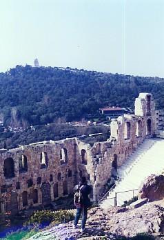 アクロポリスの丘の風景_c0011649_9103299.jpg