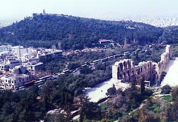 アクロポリスの丘の風景_c0011649_9113577.jpg