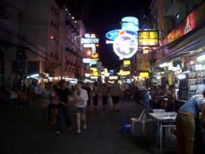 タイでどうでしょう(1) カオサン_d0066442_19581996.jpg