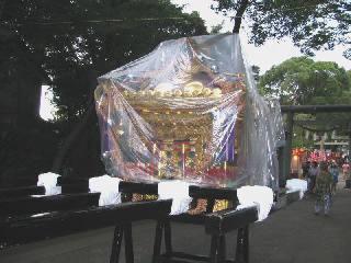 大鷲神社式年大祭 その1~御霊(みたま)入れ~_f0033598_15392156.jpg