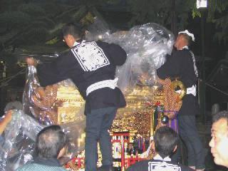 大鷲神社式年大祭 その1~御霊(みたま)入れ~_f0033598_15455091.jpg