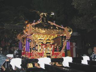 大鷲神社式年大祭 その1~御霊(みたま)入れ~_f0033598_15465112.jpg