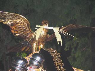 大鷲神社式年大祭 その1~御霊(みたま)入れ~_f0033598_15474195.jpg