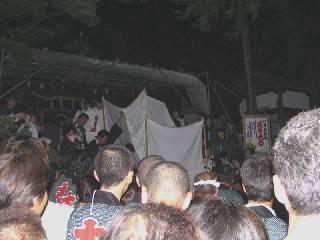 大鷲神社式年大祭 その1~御霊(みたま)入れ~_f0033598_1552561.jpg