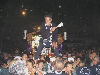 大鷲神社式年大祭 その1~御霊(みたま)入れ~_f0033598_15585050.jpg