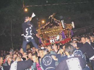 大鷲神社式年大祭 その1~御霊(みたま)入れ~_f0033598_1559922.jpg