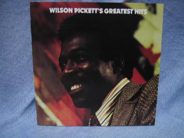 WILSON PICKETT\'S GREATEST HITS_c0065426_23482819.jpg