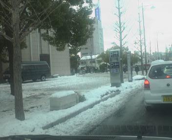 雪が解けきらず…_e0088956_10465196.jpg