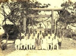 ヤップの南洋神社・その1_a0043520_23213255.jpg