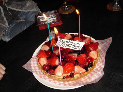 誕生日会    chie_f0053343_11395824.jpg