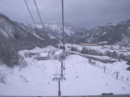 休暇=スキー_c0034657_16362084.jpg
