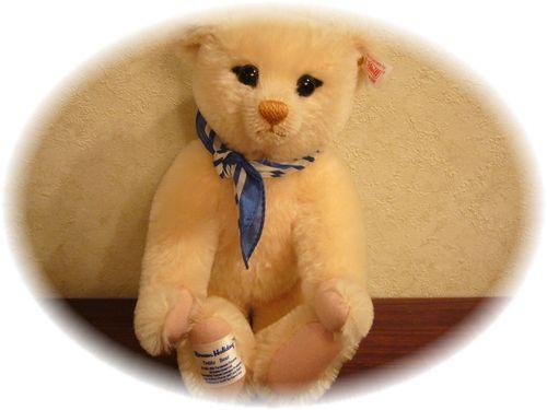 「S・W・E・E・T」。。。Steiff とTeddy Bearの 物語@キラキラのイメージバトン。 *。:☆.。† ♡。・*_a0053662_1281036.jpg