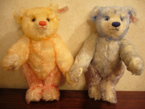「S・W・E・E・T」。。。Steiff とTeddy Bearの 物語@キラキラのイメージバトン。 *。:☆.。† ♡。・*_a0053662_1291989.jpg