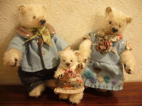 「S・W・E・E・T」。。。Steiff とTeddy Bearの 物語@キラキラのイメージバトン。 *。:☆.。† ♡。・*_a0053662_1294775.jpg