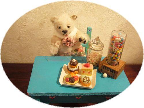 「S・W・E・E・T」。。。Steiff とTeddy Bearの 物語@キラキラのイメージバトン。 *。:☆.。† ♡。・*_a0053662_243434.jpg